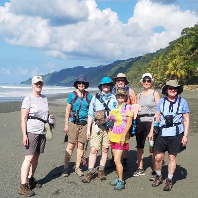 costa rica womens adventure