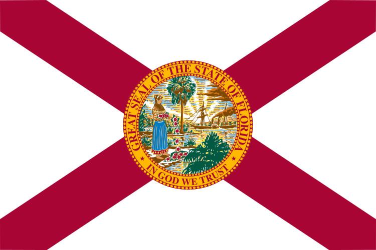 Baja Sur, Mexico Flag
