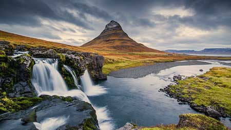 Eco Tour destinations - Iceland South Coast and Snefellsness Peninsula