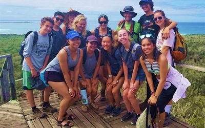 Whitney M. Young Magnet High School July 2-12, 2019 Galapagos and Ecuador Trip