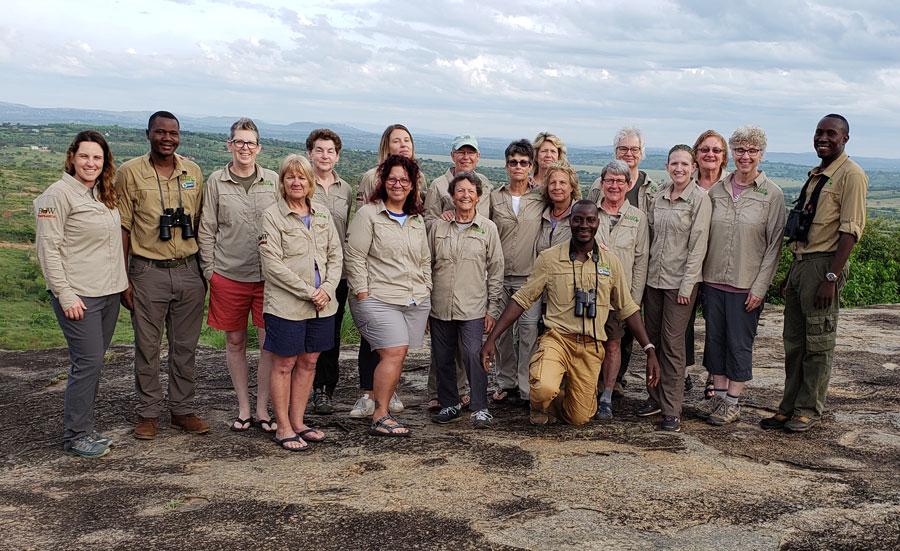 Uganda Women's Safari + Mountain Gorilla Trekking