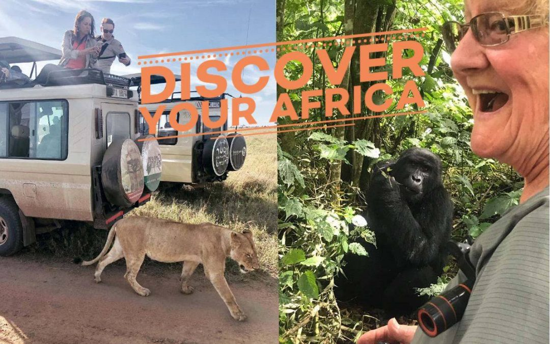 Africa Women's Travel Adventures 2020! Choose Your Safari Style Tanzania or Uganda | Green Edventures Tours