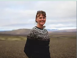 Herdis Fridriksdottir