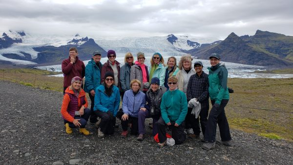 Iceland hiking adventures and multi-sport in partnership with Becoming an Outdoors Woman