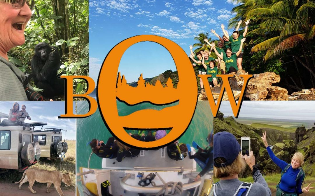 International Becoming an Outdoors Woman – Travel The World with BOW