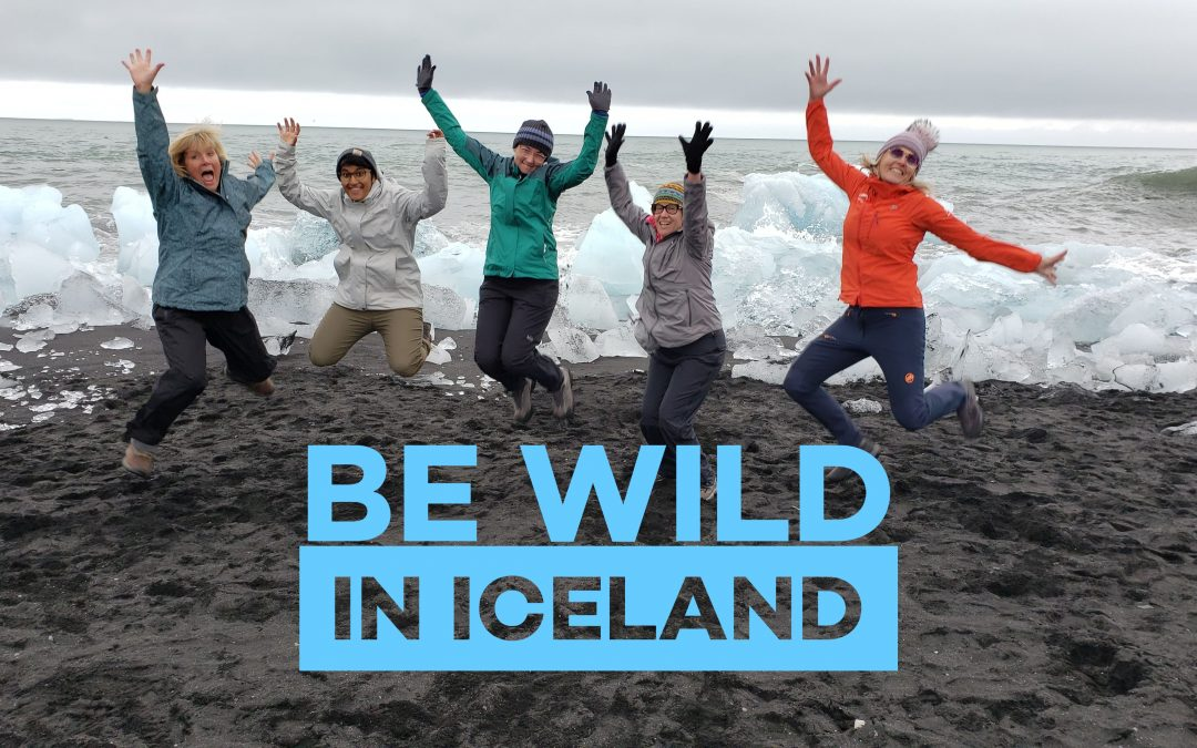 Hiking & Multi-Sport Trips for Women in Iceland