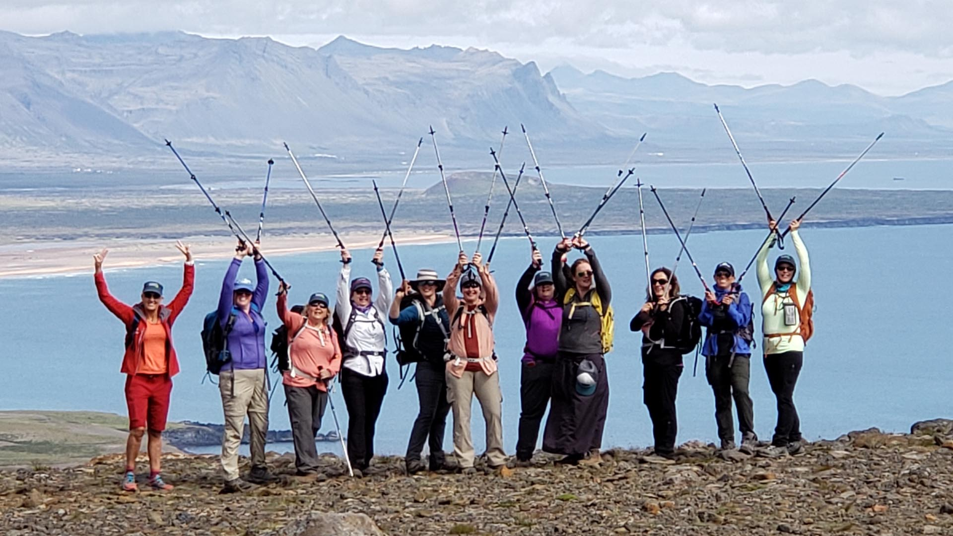Womens Iceland Trips eco tour green edventures