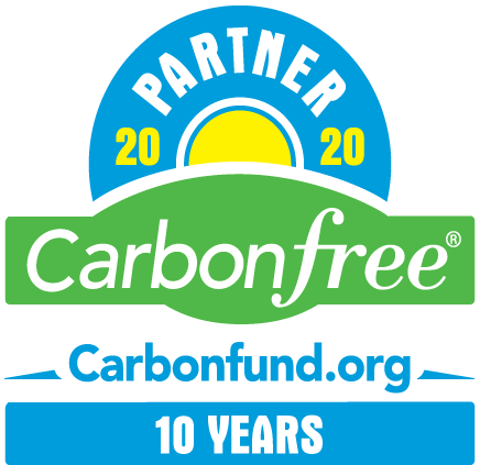 Green Edventures Carbondfund.org Partner 10 Years