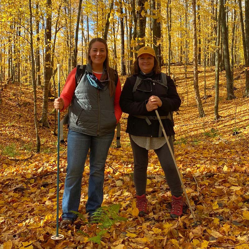 wisconsin women's northwoods adventure
