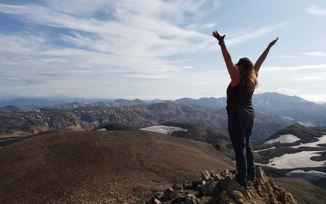 Iceland Women's Hiking Adventure Tour (July 22-28, 2021)